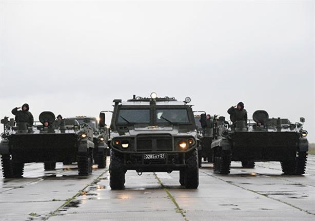روسيا تطور أسلحة جديدة للمدرعات والسفن الحربية
