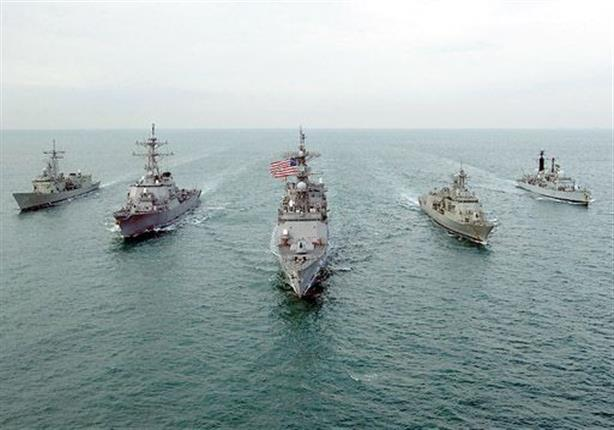 البحرية الأمريكية تبدأ دوريات في بحر الصين الجنوبي