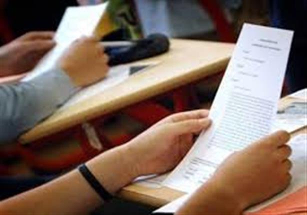 3 حالات غش بامتحان الإنجليزي.. بيان من التعليم في آخر أيام امتحانات الأدبي للثانوية