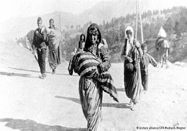 البرلمان الألماني وتعريف قتل الأرمن إبادة جماعية