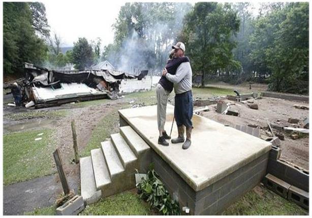 أوباما يعلن ولاية ويست فيرجينيا منطقة كوارث كبرى