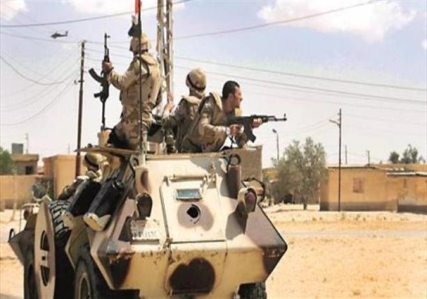 مقتل 15 مسلحا في إحباط هجوم آخر على كمين بالشيخ زويد