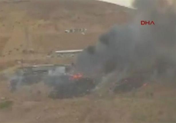 مقتل 8 من أفراد الشرطة في تفجير سيارة مفخخة جنوب شرقي تركيا