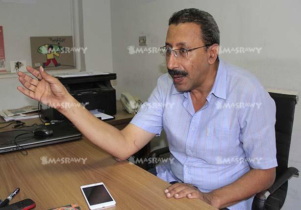 عمرو سليم: قاومت مقالات كانت تمتدح الإخوان بالكاريكاتير