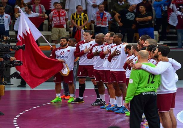 أوليمبياد ريو- قطر تكتسح كرواتيا في بداية مشوارهما بكرة اليد