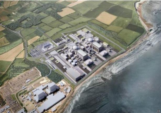 بريطانيا تقر صفقة بناء أول مفاعل نووي جديد منذ 20 عاما