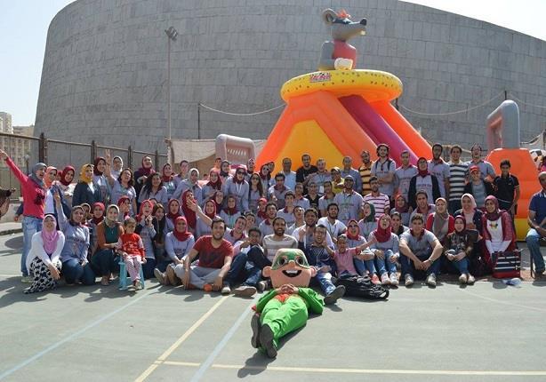 """I cancer vive"".. مبادرة شبابية لدعم أطفال مرضى السرطان بالإسكندرية"