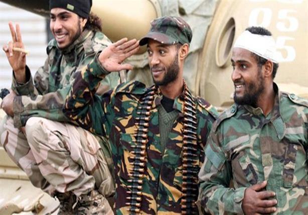 إسقاط مقاتلة تابعة لقوات حفتر في بنغازي
