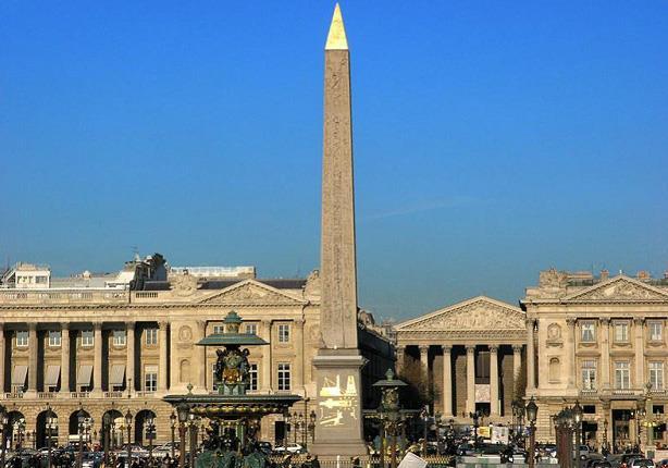 بالصور- الآثار المصرية تزين ميادين العالم.. بينها واحدة في تركيا
