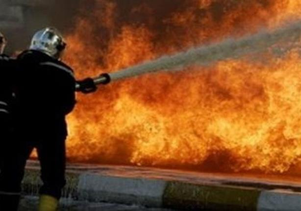 دون إصابات.. السيطرة على حريق داخل مصنع في البدرشين