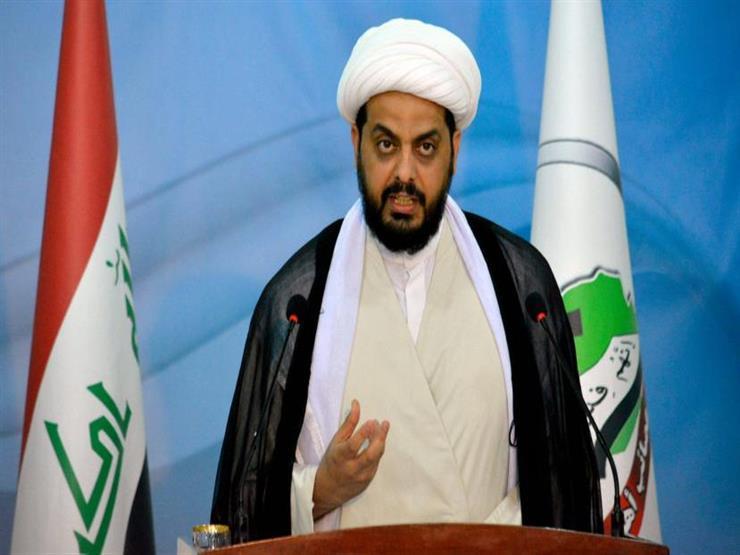 """بعد العقوبات الأمريكية.. من هو قيس الخزعلي الذي نادى بـ""""الهلال الشيعي""""؟"""