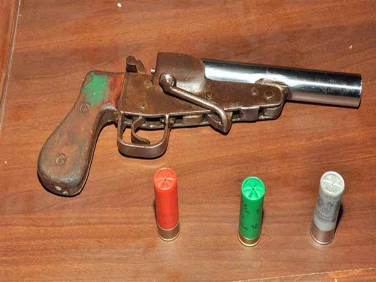 ضبط 3 أشخاص بحوزتهم أسلحة نارية في حملة أمنية بأسيوط