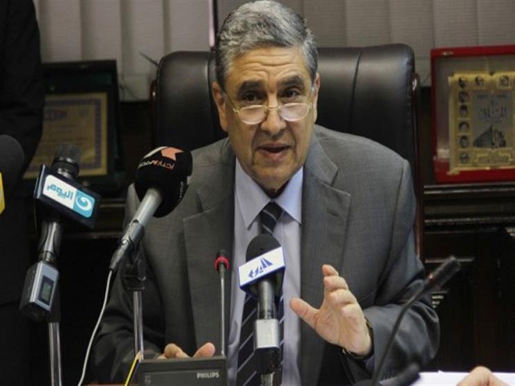 """وزير الكهرباء: 41 ألف """"نقطة"""" لشحن العدادات مسبوقة الدفع"""