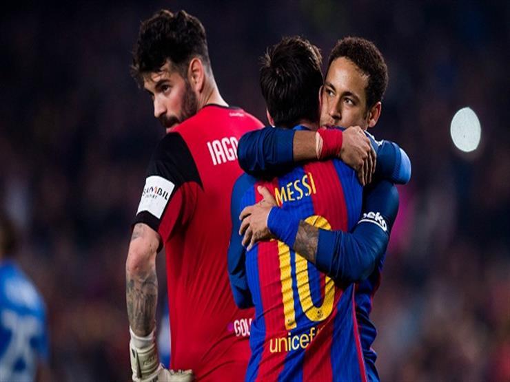 وكيل لاعبين: انتقال ميسي لباريس أسهل من عودة نيمار لبرشلونة