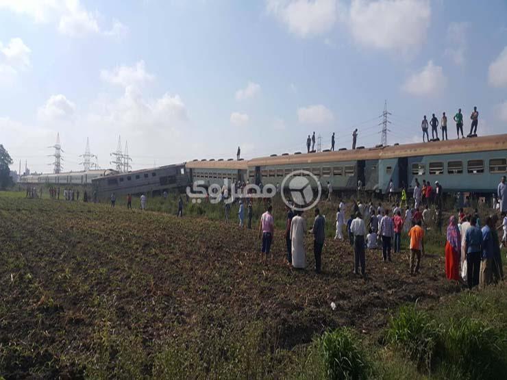 تأجيل محاكمة المتهمين في حادث قطاري الإسكندرية إلى 26 ديسمبر