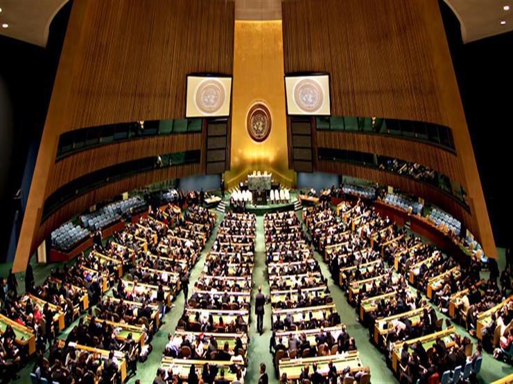 الجمعية العامة للأمم المتحدة تعتزم عقد قمة حضورياً قبل نهاية السنة
