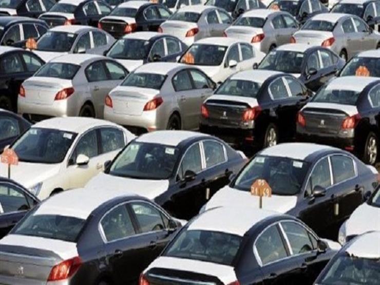 جمارك السويس تفرج عن 1065 سيارة بقيمة 170 مليون جنيه في أكتوبر
