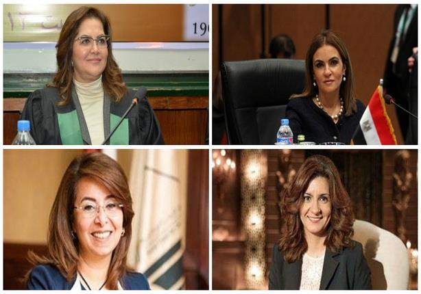 """""""شريان البلد في أيديهم"""".. 4 نساء في الحكومة يقدَن مستقبل مصر"""