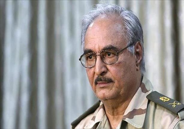 المشير حفتر: بدون دعم مصر لسقطت ليبيا