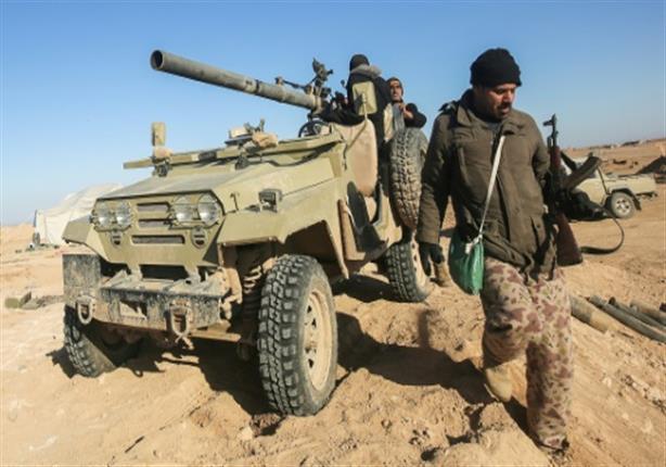 قائد عسكري: القوات العراقية تسيطر على قريتين جنوب الموصل