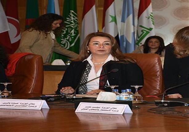وزيرة التضامن: طموح التمكين الاقتصادي للمرأة العربية أكبر من المتحقق
