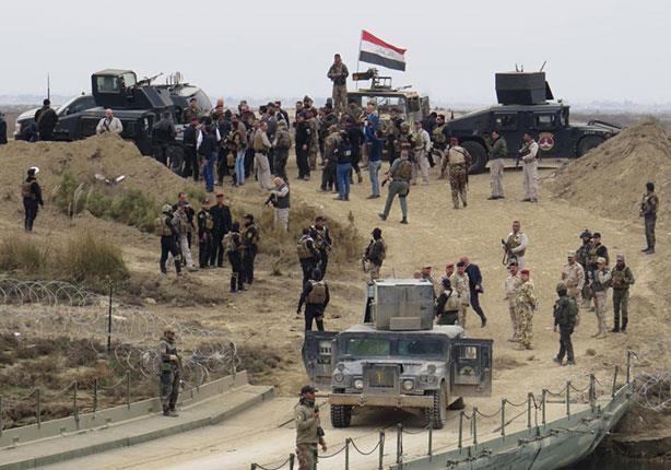 انطلاق عملية تحرير غرب الموصل -  (تسلسل زمني)