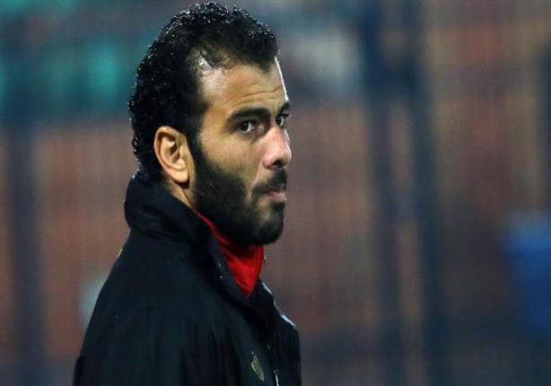بالفيديو - عماد متعب يسجل الهدف الأول أمام المقاولون