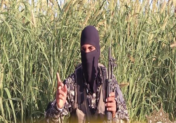 """""""داعش"""" ينشر فيديو جديد لمُفجر كنيسة """"البطرسية"""""""
