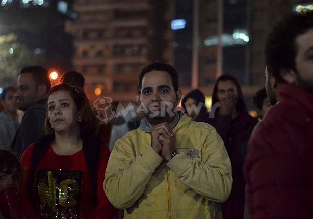 """""""يافرحة ما تمت!"""".. كيف عاش الشارع المصري نهائي كأس الأمم الأفريقية؟"""