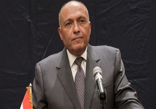 شكري يؤكد في اجتماع دول جوار ليبيا: مصر لمست توافقًا بين الفرقاء الليبيين