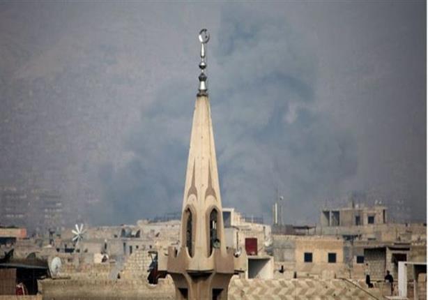 """قصف """"مكثف"""" على شرق دمشق غداة هجوم لفصائل المعارضة المسلحة"""