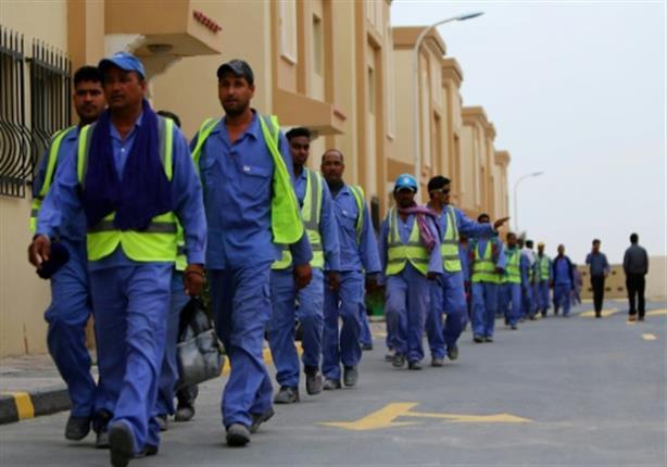 """""""جارديان"""": وفاة نحو 6500 عامل أجنبي في قطر منذ فوزها باستضافة مونديال 2022"""