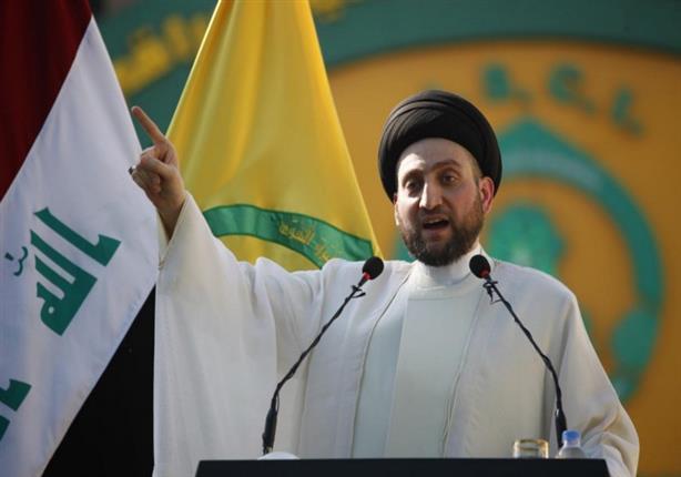 رئيس التحالف الوطني العراقي يصل القاهرة
