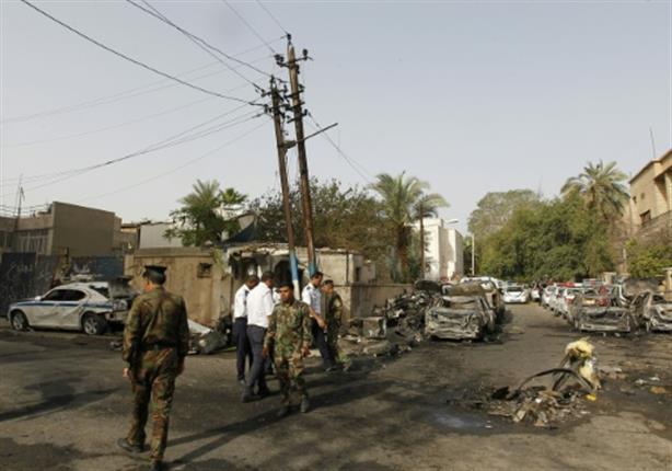الداخلية العراقية: داعش يقف وراء استهداف منطقة الباب الشرقي ببغداد