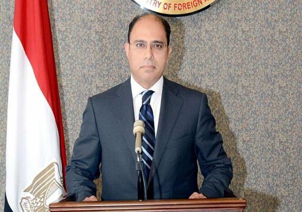 """مصر قلقة إزاء حالة الاستقطاب داخل مجلس الأمن بشأن """"خان شيخون"""""""