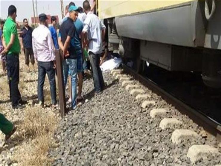 تعاني من ضعف السمع.. قطار يدهس ربة منزل في كفرالشيخ