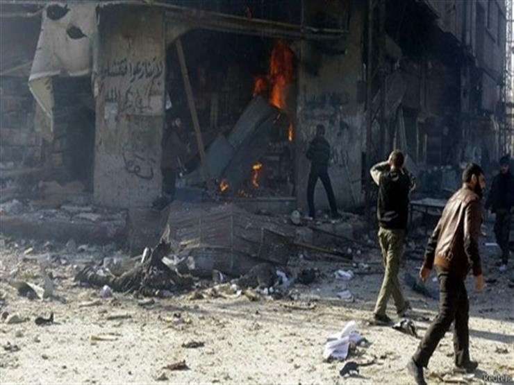 عشرات القتلى والجرحى في مدينة الرقة السورية