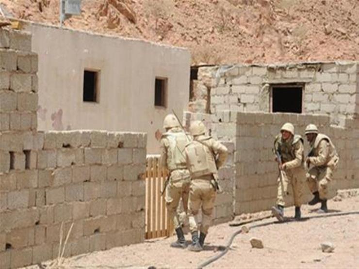 المتحدث العسكري: قوات إنفاذ القانون تطارد العناصر الإرهابية المتورطة في هجوم رفح