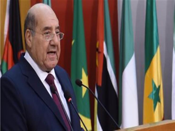 عبد الوهاب عبد الرازق يستقبل رئيس مجلس  النواب العراقي