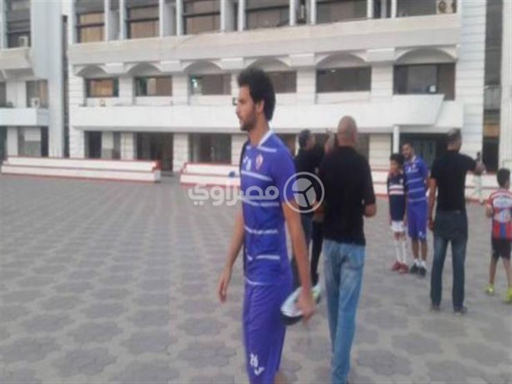 """مصدر لـ""""مصراوي"""": مسحة محمود علاء سلبية ولن تُعاد"""