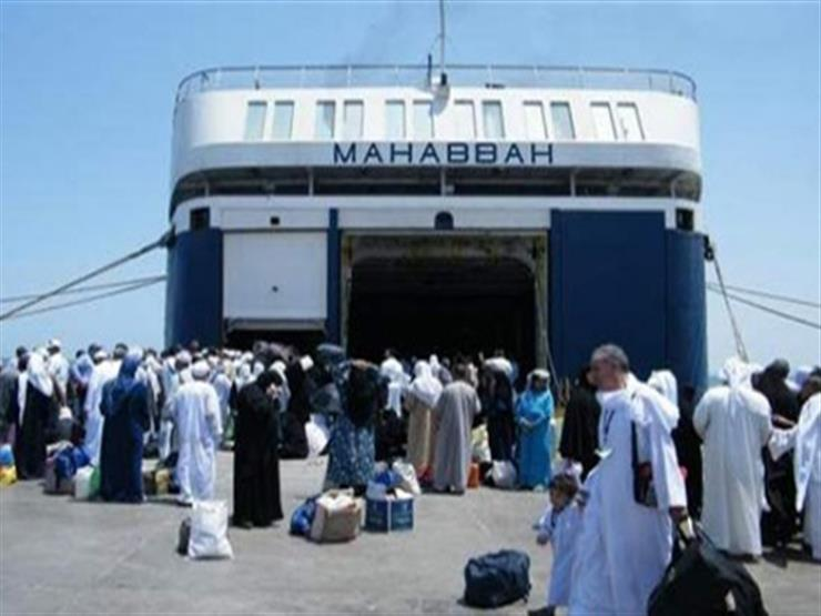 ميناء نويبع يستعد لمغادرة 976 حاجا إلى الأراضي المقدسة