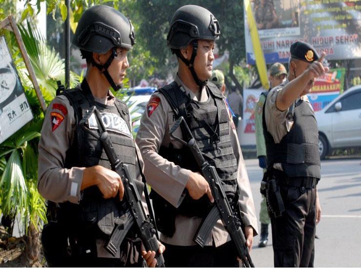 مقتل امرأة بالرصاص في مقر للشرطة الإندونيسية