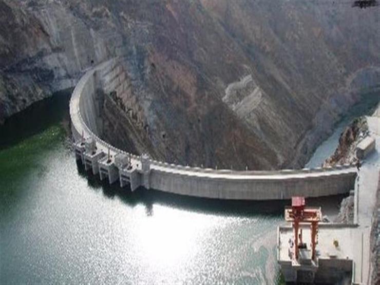 مصراوي يحصل على صورة فضائية تكشف عن زيادة منسوب بحيرة سد النهضة