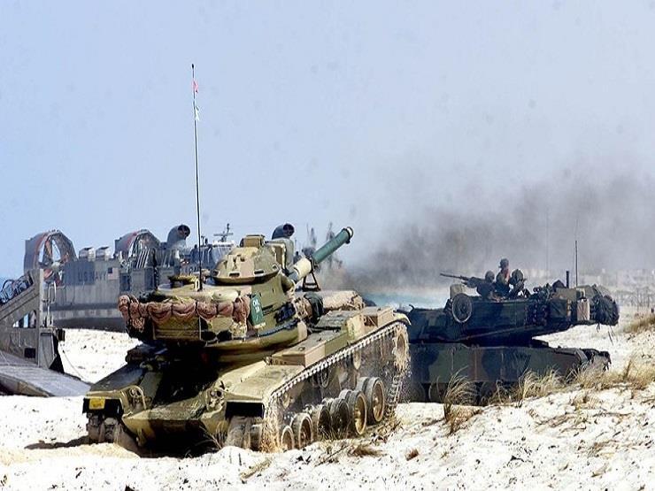 """مسؤول عسكري أمريكي يشيد بكفاءة القوات المصرية في تدريبات """"النجم الساطع"""""""