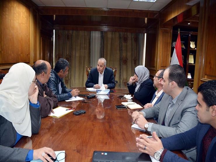 محافظ القليوبية: بدء الخطوات التنفيذية لتطوير كورنيش بنها