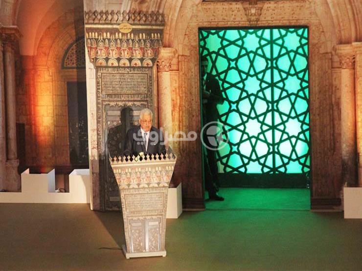 """""""أبومازن"""": المؤامرة على القدس بدأت قبل 100 عام"""