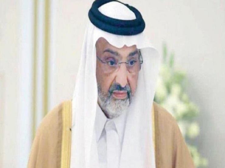 """الشيخ القطري عبد الله آل ثاني """"يصل إلى الكويت"""""""