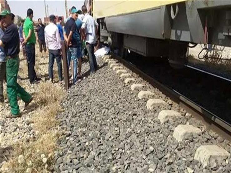 مصرع فتاة أسفل عجلات قطار بالشرقية