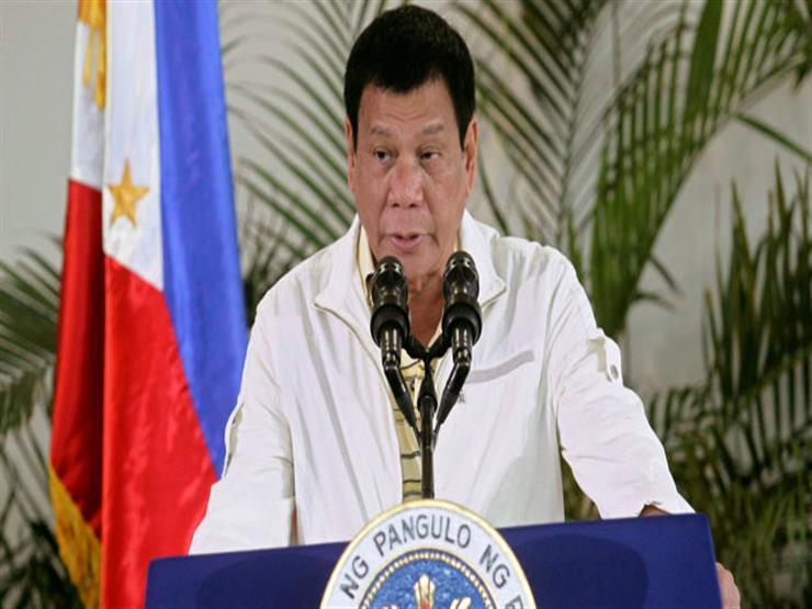 فيروس كورونا: الرئيس الفلبيني يطلب من مواطنيه تعقيم الكمامات بالبنزين
