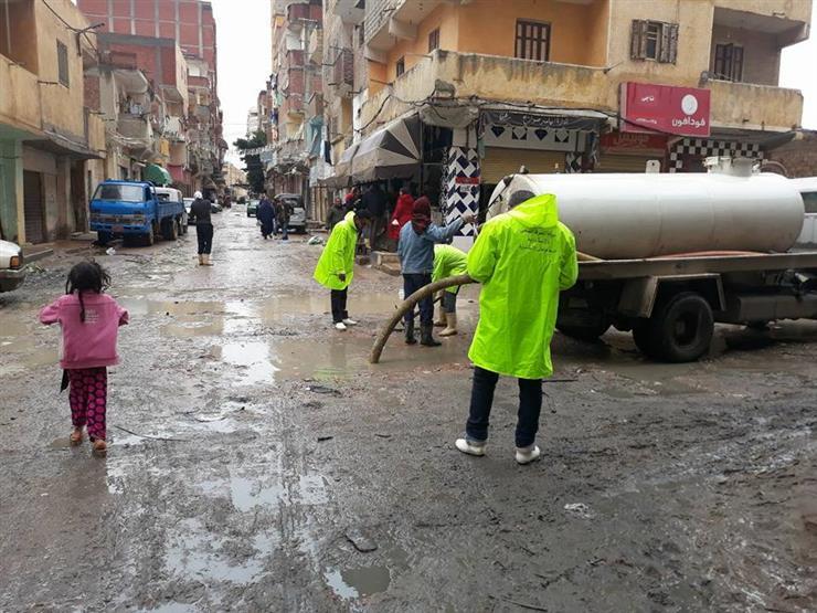 بعد تحذيرات الأرصاد.. محافظة الإسكندرية ترفع حالة الطوارئ